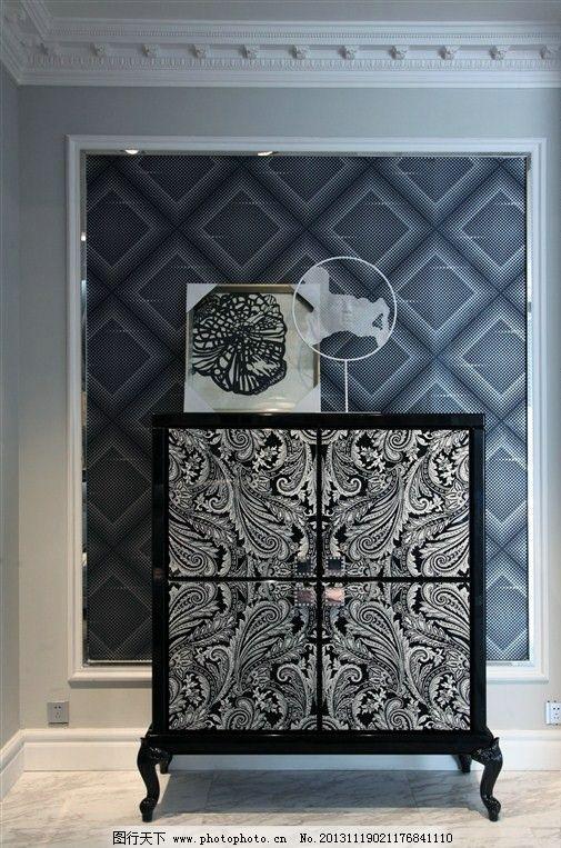 装饰柜 石头柜 电视机 模型 max 柜子 电视柜 欧式柜 室内模型 3d设计