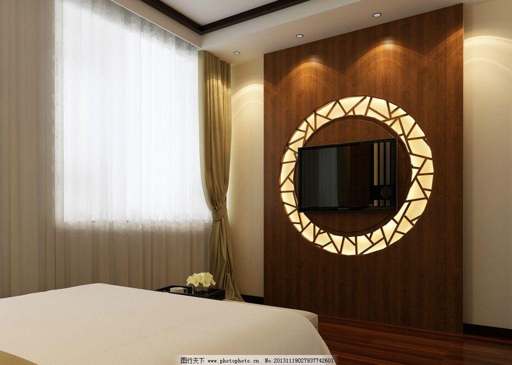 中式 室内设计 中式装修效果图 中式装修 复古装修效果图 私人别墅