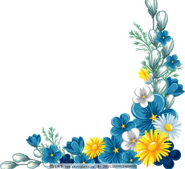 手绘花纹模板下载 手绘花纹 唯美 手绘花朵 移门花纹 古典花纹 欧式