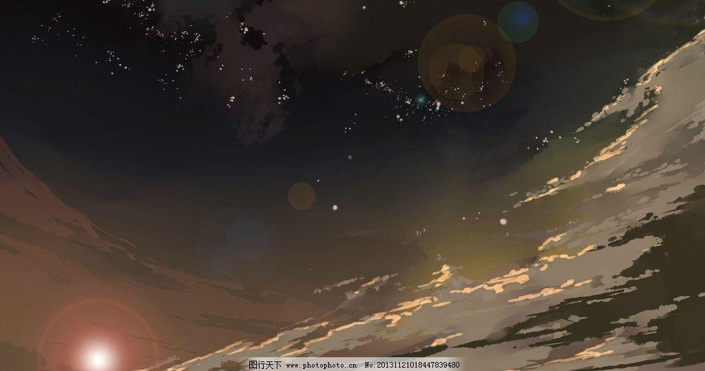热门动漫风景电脑壁纸