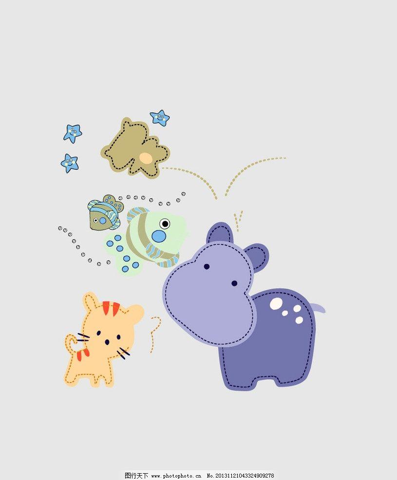 动物卡通图片