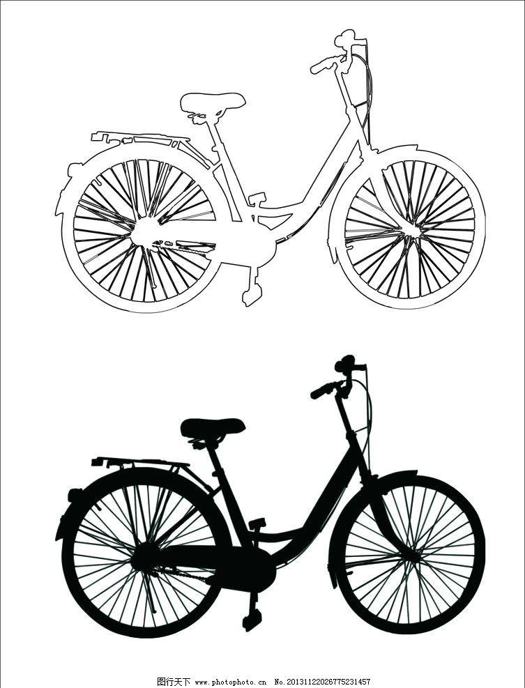 共享单车设计手绘