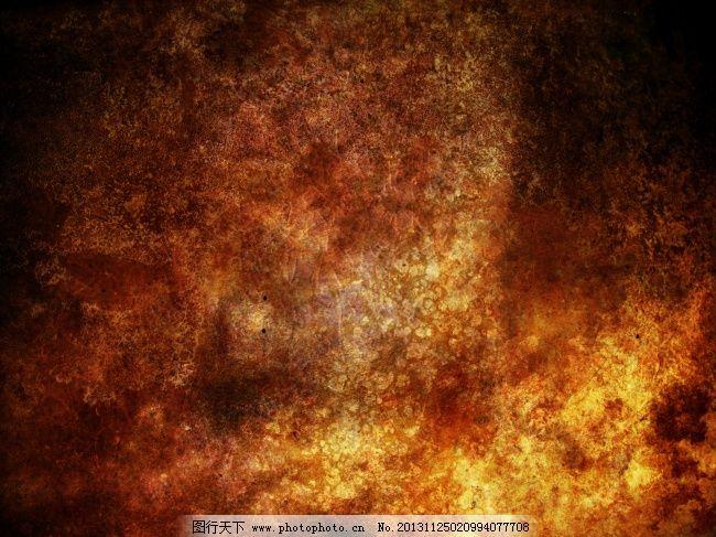 高清烈焰石纹图_背景图片_底纹边框_图行天下图库