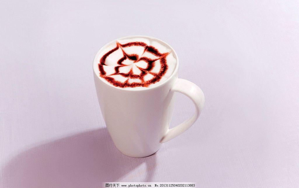 摩卡咖啡图片