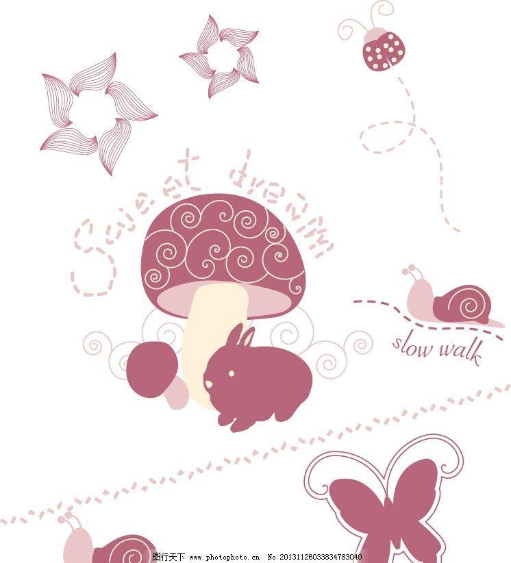 可爱简单绘画蝴蝶