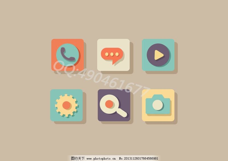 ui手机图标 ui 图标 手机 电话 相机 信息      设置 其他模板 网页