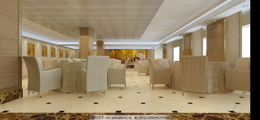 简欧酒店大堂 酒店 欧式 简欧 大堂 欧式大堂 简欧大堂 室内设计 环境
