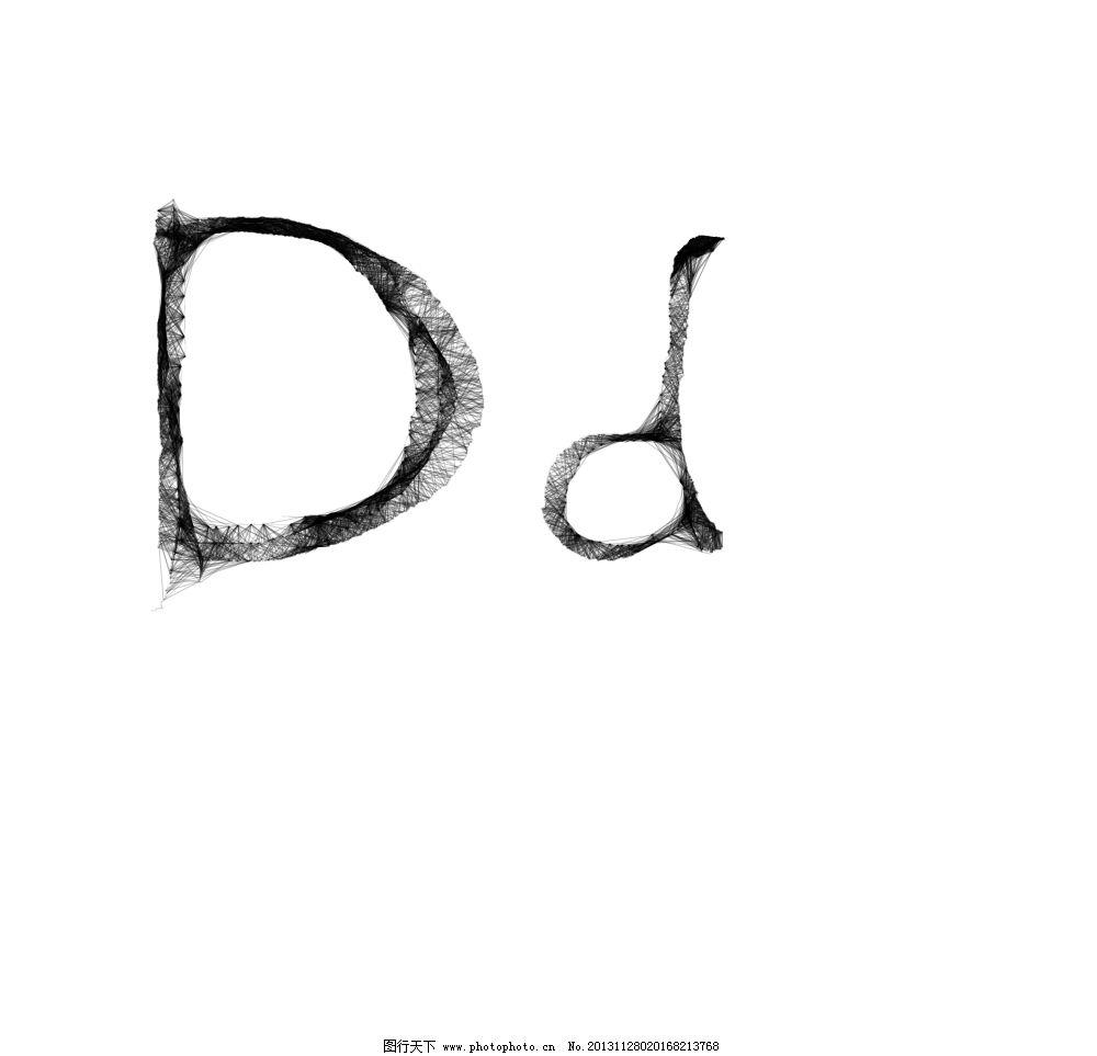蜘蛛网字体dd 蜘蛛网字体 线形字体 英文字母 dd 字母dd 其他图标