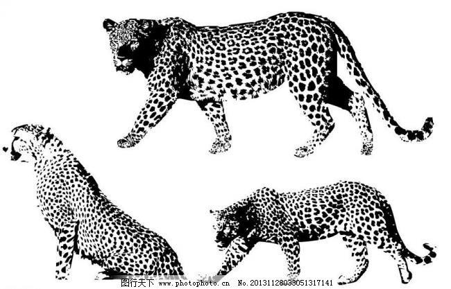 豹子手工制作折纸