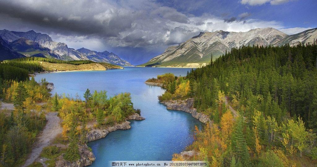 湖光山色 自然风景 大自然 风景如画 风景壁纸 山水风景系列四