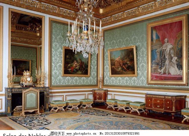 欧式室内建筑风格