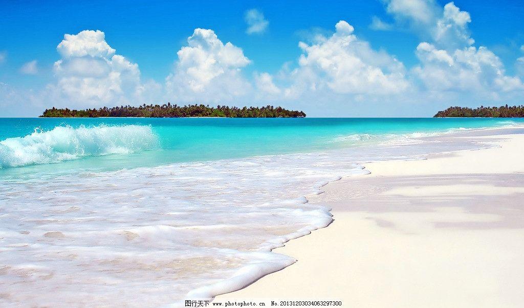 旅游 自然 风景 风光 风景如画 梦幻 唯美 小岛 海滩 沙滩 海洋 大海