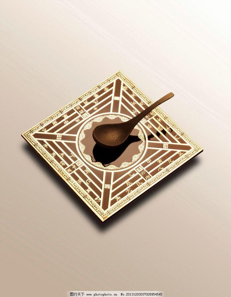 中国四大发明指南针图片