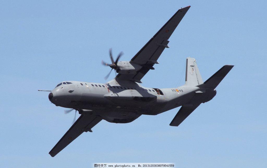 c 295运输机 航空图片 大型飞机 军用运输机 西班牙空军 军事武器