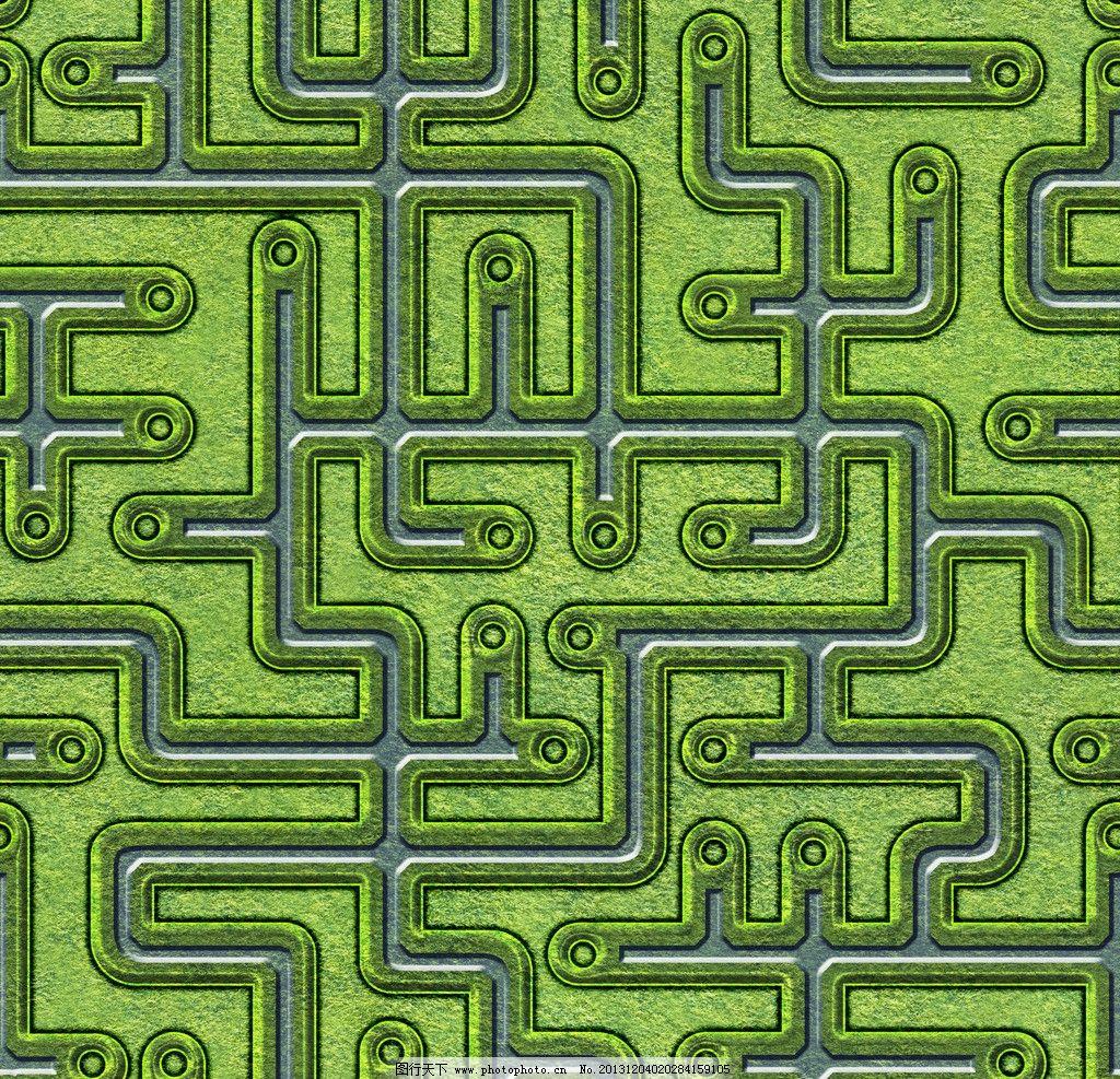 迷宫 纹理 电路图图片,设计素材 背景素材 高清图片
