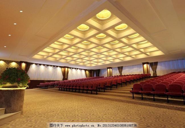 效果图模板下载        剧院      大厅 吊顶 广角 3d 礼堂 灯光 地毯