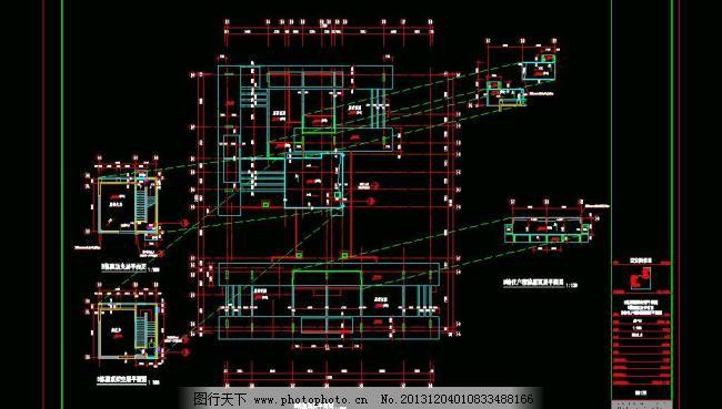 31层住宅楼屋顶架空层图纸_其他_装饰图片_图素材怎么合图片