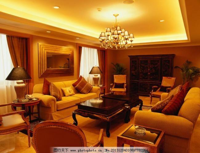 环境设计      沙发 设计 室内设计 台灯      环艺3d效果图 会客厅