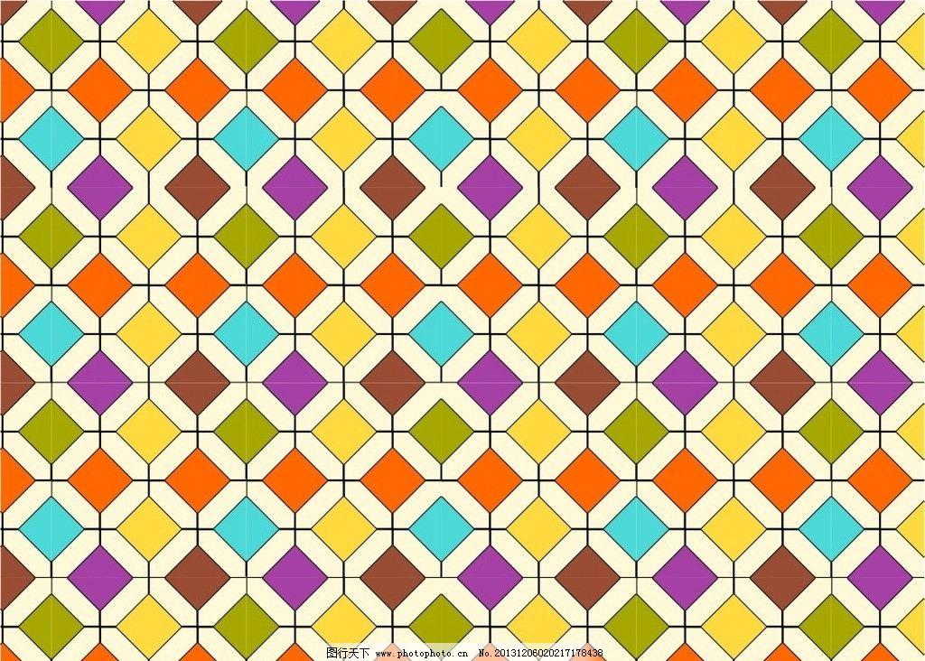 图案 底纹 底纹图案 拼贴图案 几何图案 底纹背景 底纹边框 矢量 cdr图片