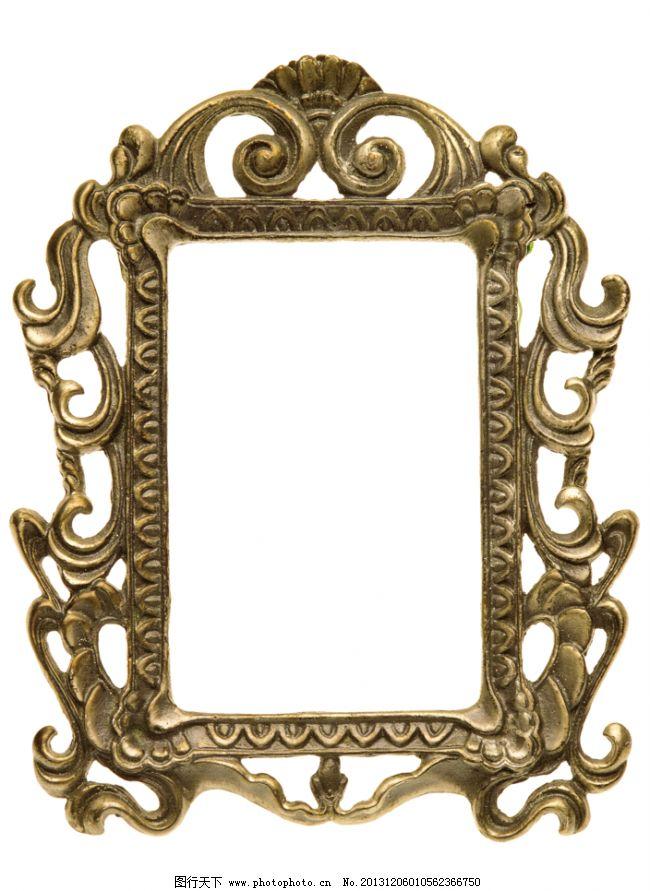 复古 古典 古典边框 古典相框 古旧 花边框 欧式相框设计素材 欧式