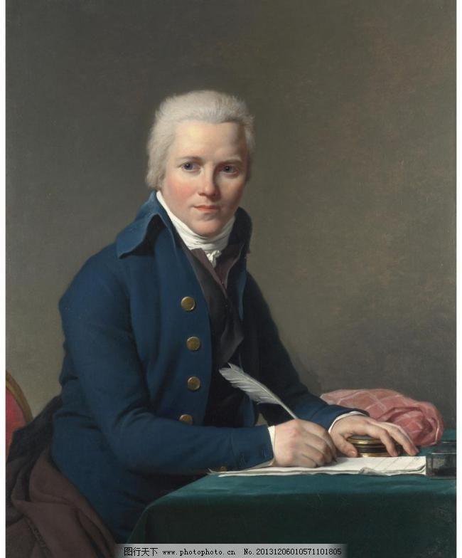 雅各布肖像图片