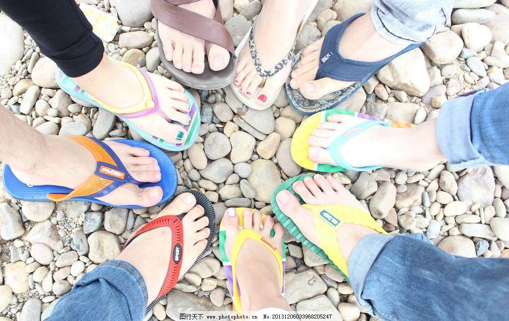 友谊 石头 黑白 复古 沙滩
