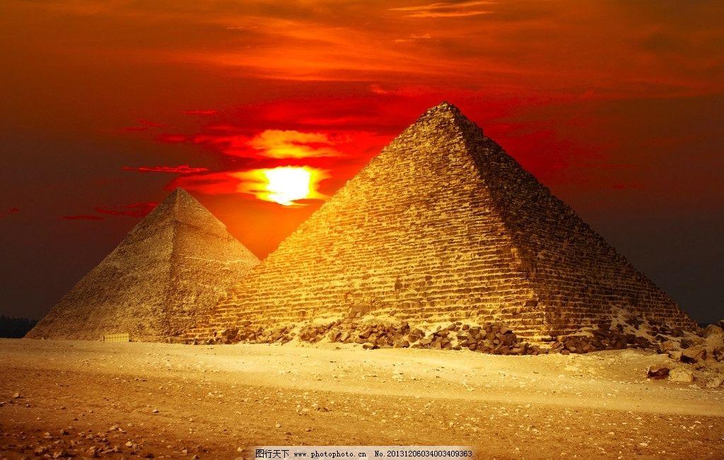 金字塔图片_国外旅游_旅游摄影