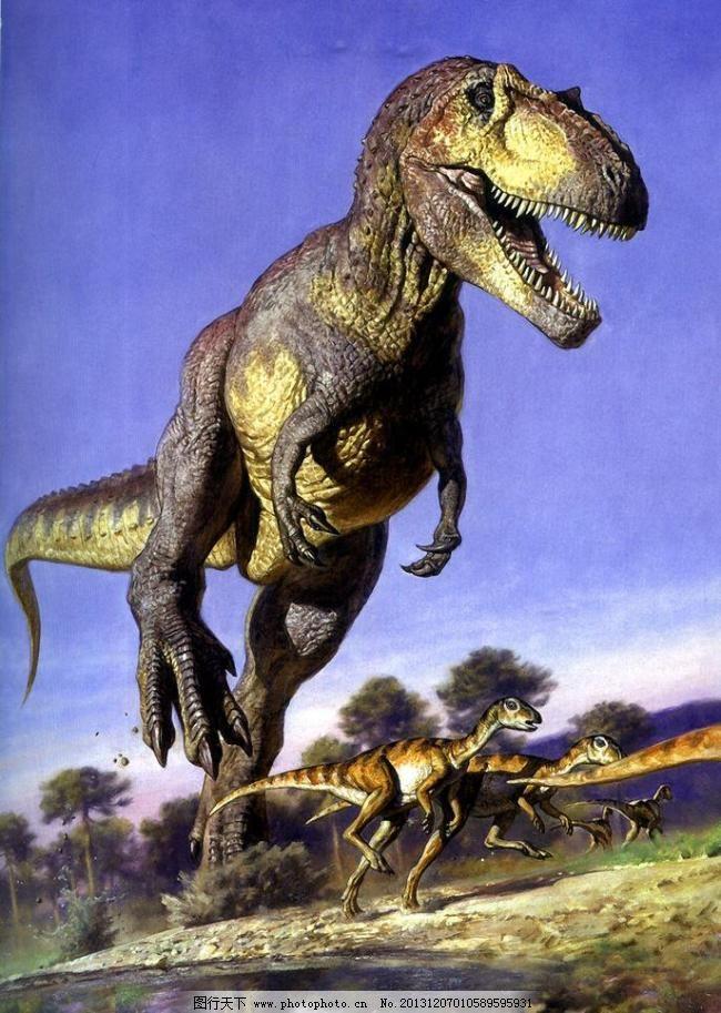 动物 恐龙 650_913 竖版 竖屏
