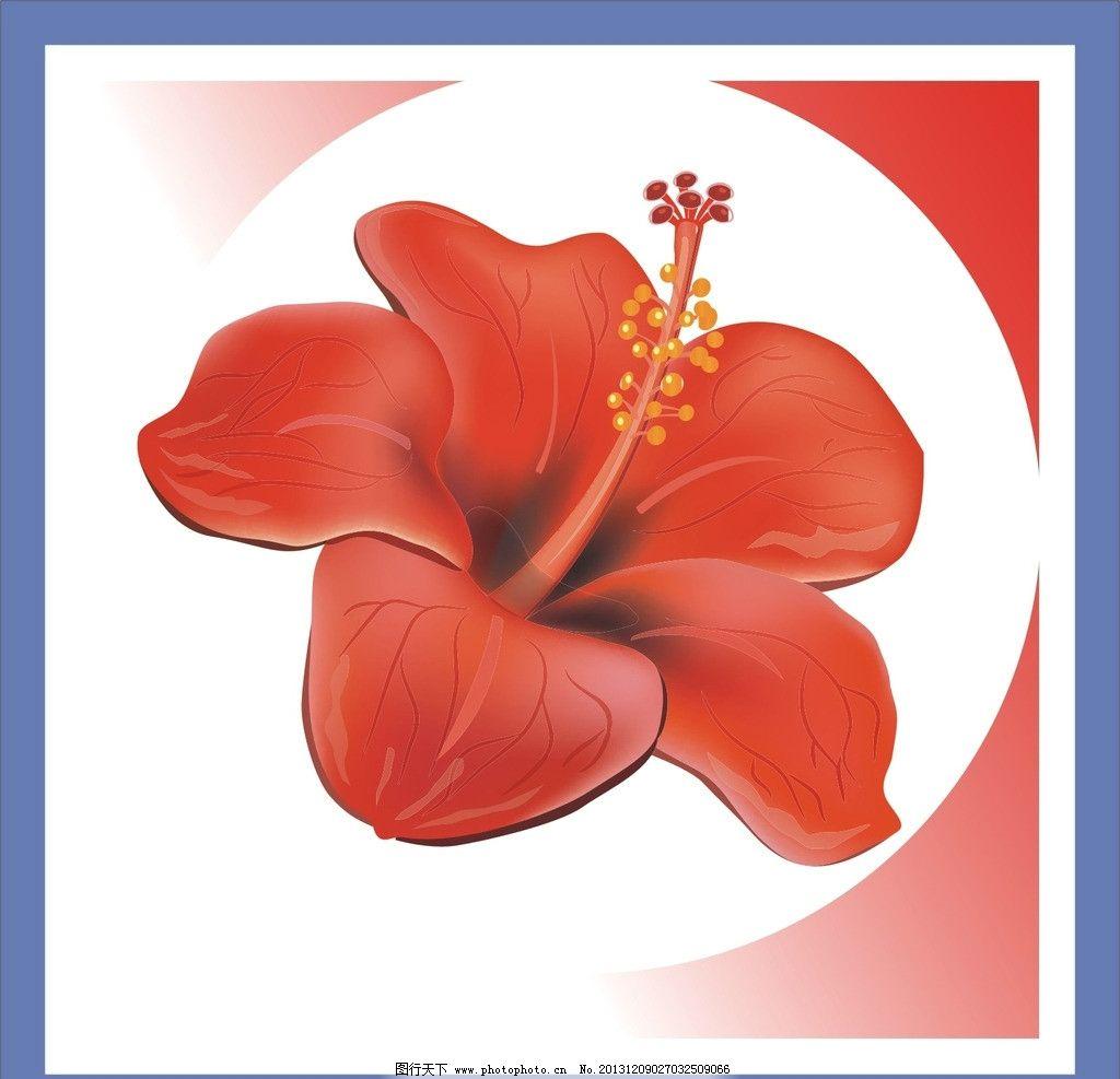 花瓣 花纹 图案 背景 圆圈 素材 底纹 花草 生物世界 矢量 cdr