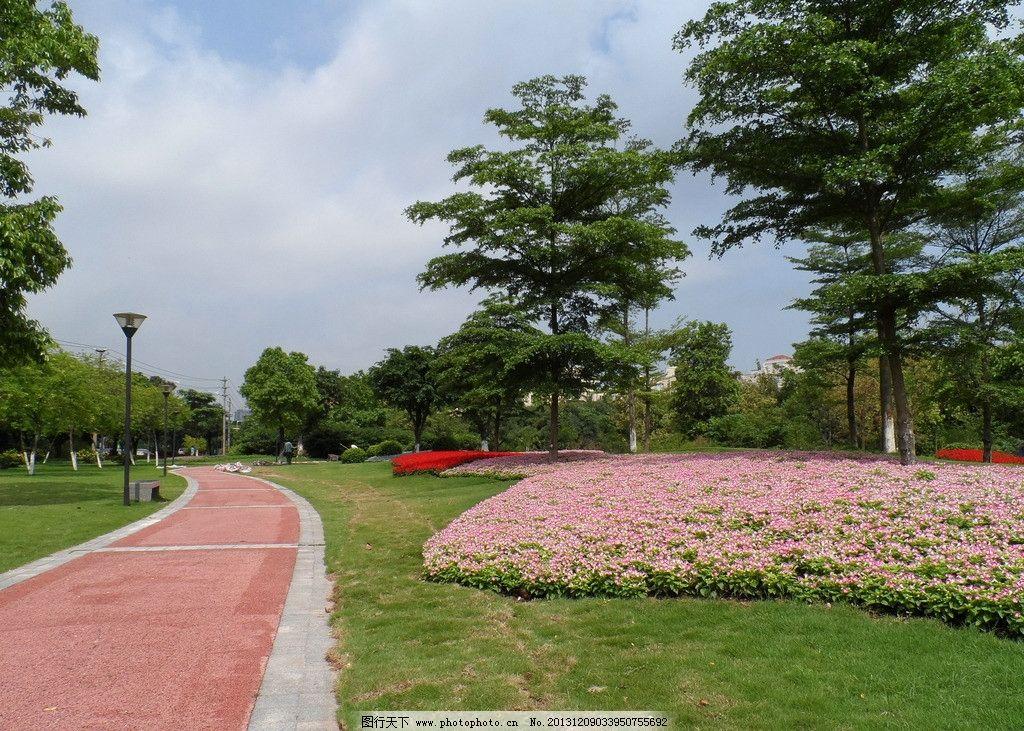 广州 街心公园图片
