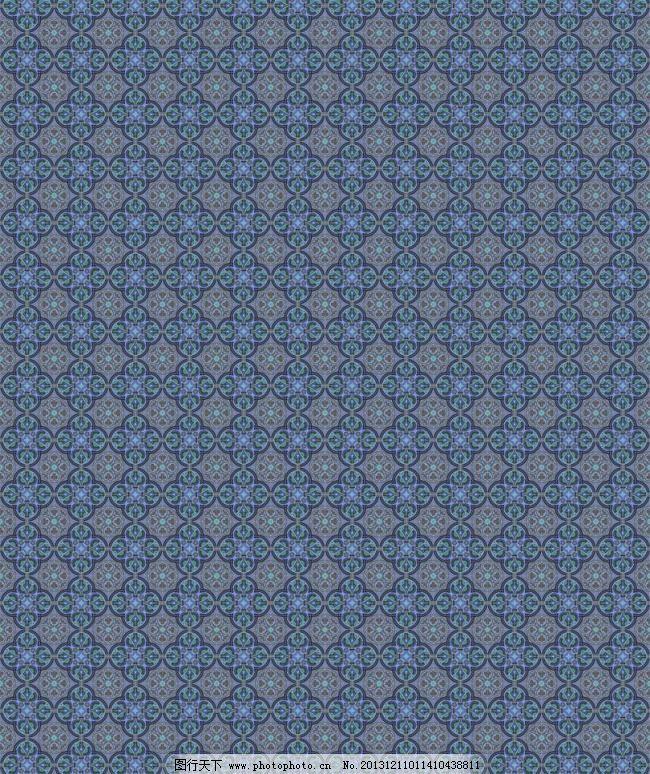 欧式花格布纹贴图