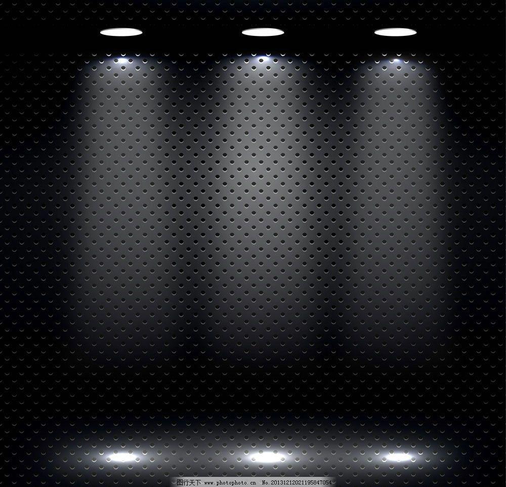 质感壁纸-黑色背景图片