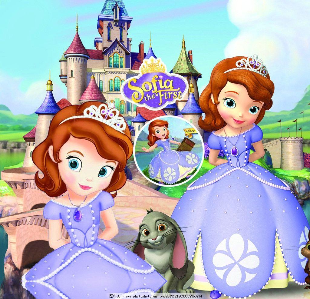 欧式城堡公主动漫图片