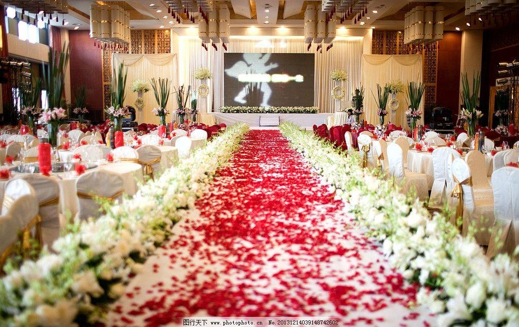婚礼 婚礼图片素材下载 喷绘 路引 鲜花 摄影