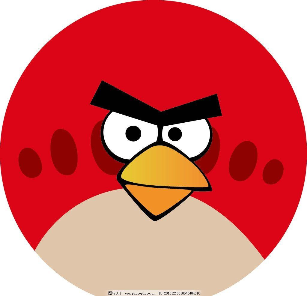 愤怒的小鸟图片