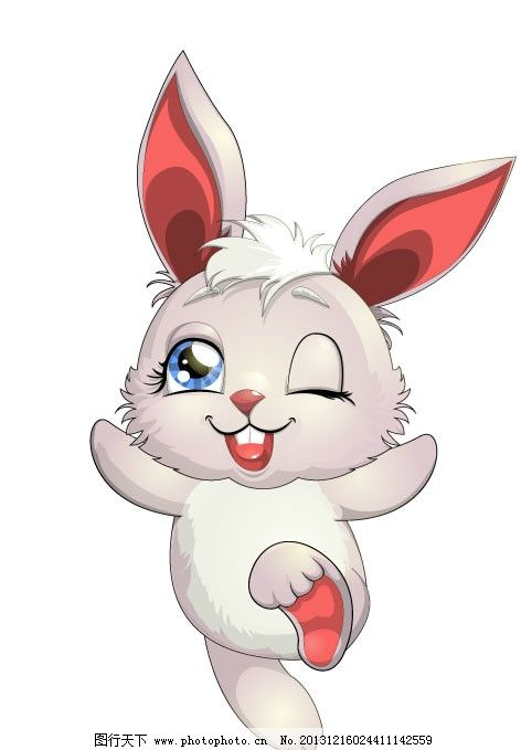 可爱卡通动物矢量 可爱 卡通 动物 矢量 免费 素材 设计 野生动物
