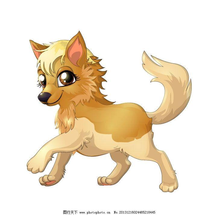 可爱卡通动物矢量 可爱 卡通 动物 矢量 免费 设计 野生动物 生物世界
