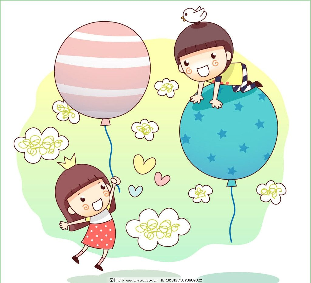 儿童 开心 儿童乐园 卡通 卡通乐园 儿童绘画 卡通插画 卡通人物 卡通