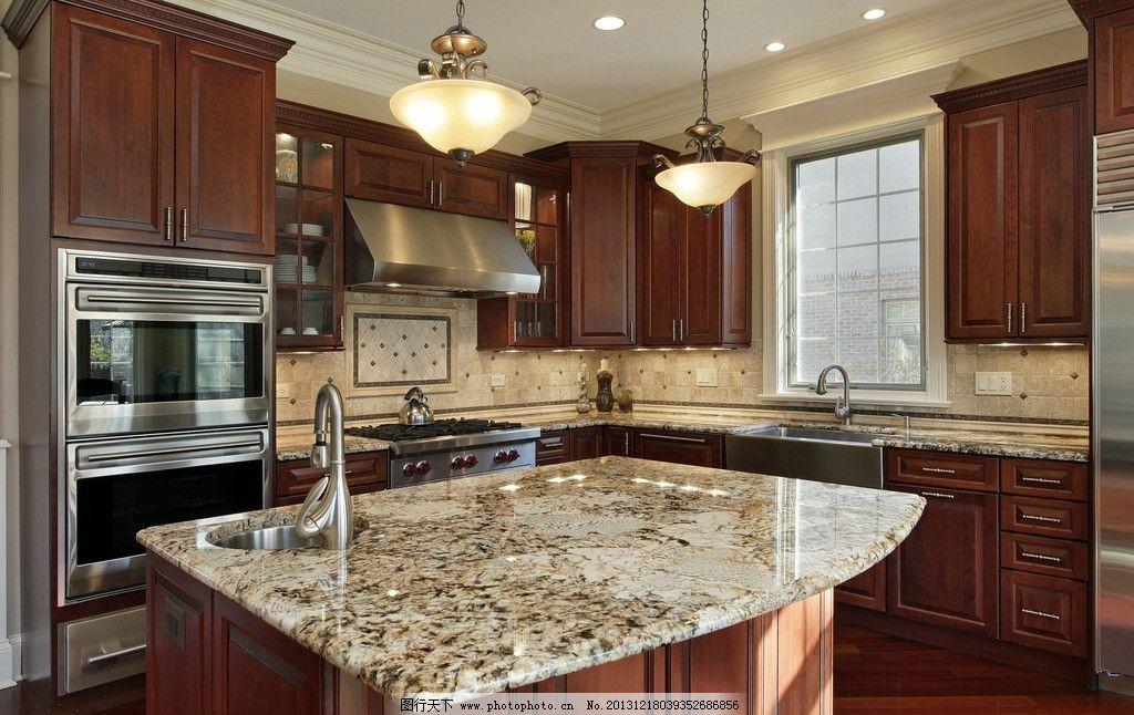 家庭廚房裝修圖片