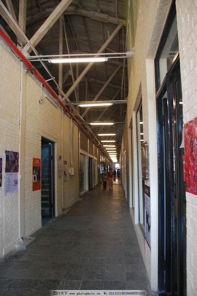 走廊 透视 胡同 画廊 过道 街道 建筑摄影 建筑园林