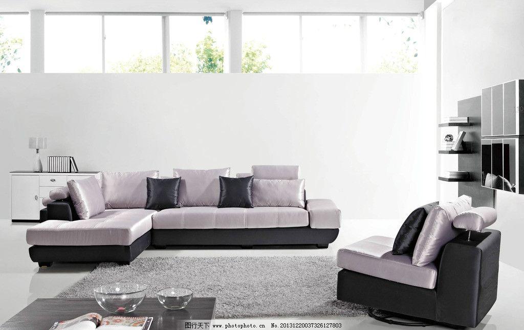 家具 转角沙发 沙发 背景      高清 室内 室内设计 高档沙发 室内