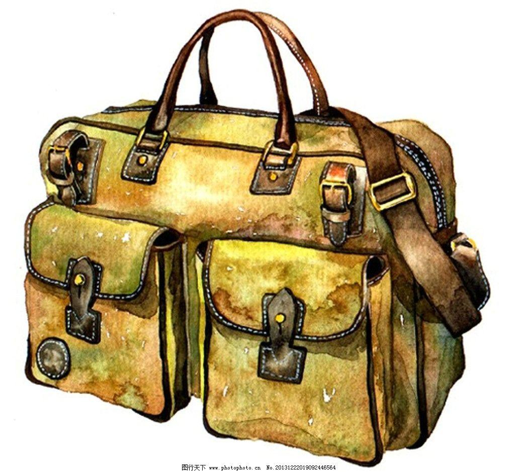 包 包包 简笔画 挎包手袋 女包 手绘 手提包 线稿 750 753
