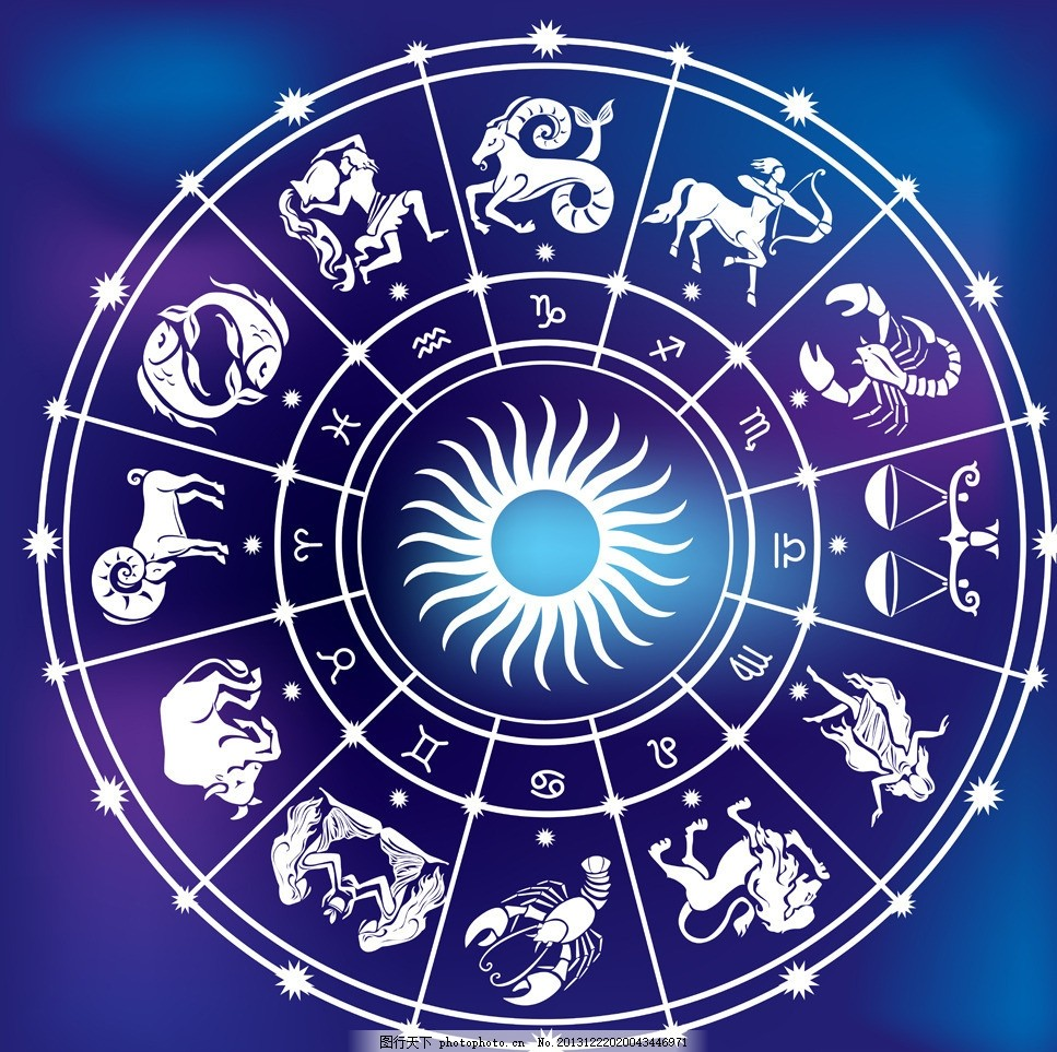 12星座,十二星座 十二星座图标 白羊座 金牛座 双子座