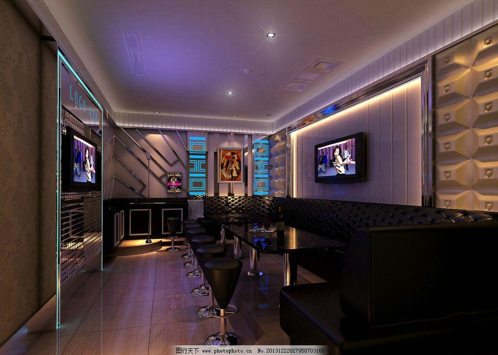 室内设计 ktv 歌厅 娱乐 包房 k歌 环境设计 设计 72dpi jpg