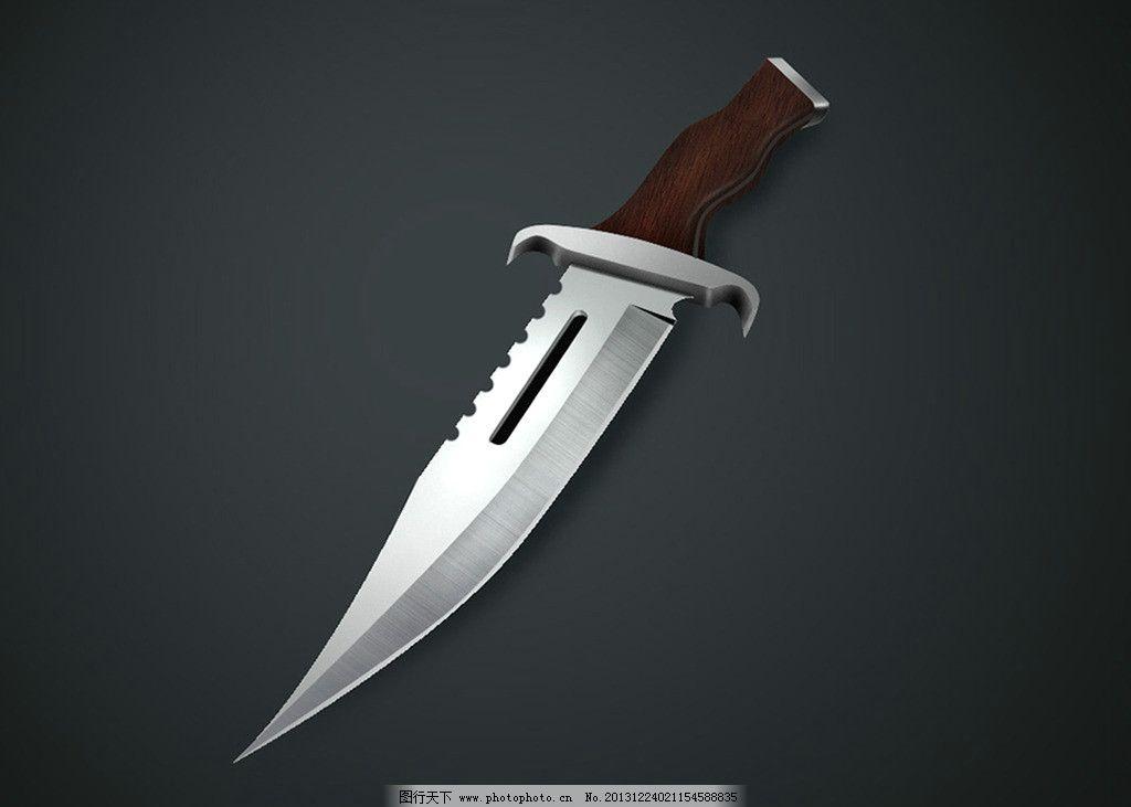 匕首 军刀 金属 锋利 武器 3d作品 3d设计 设计 72dpi jpg