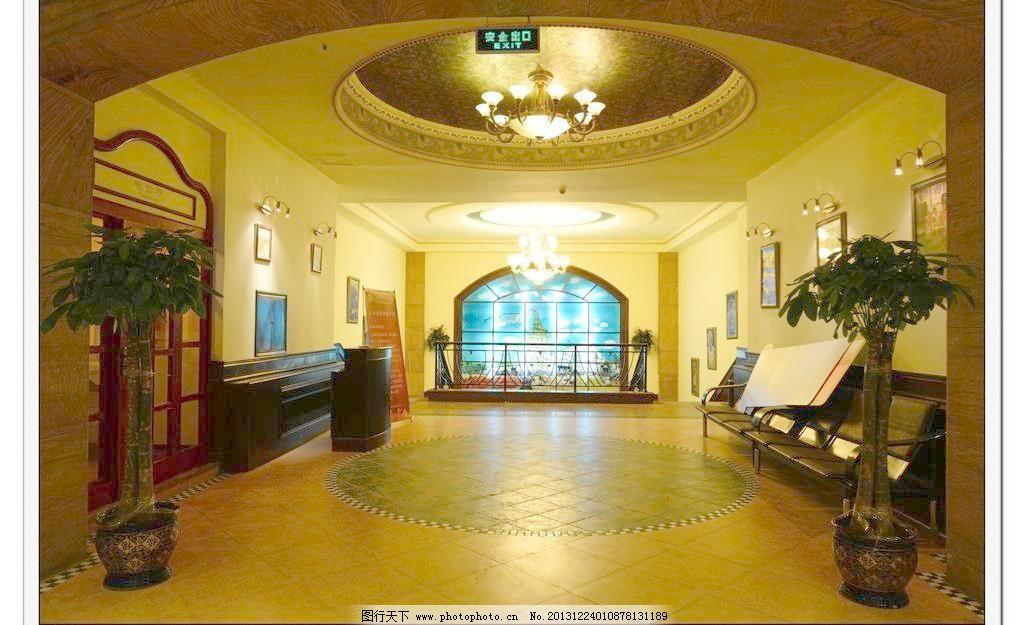 酒店欧式装修图片