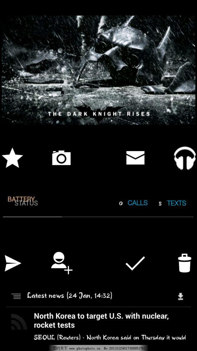 黑暗骑士/黑暗骑士- - 650x1155 - KB=>鼠标右键点击图片另存为