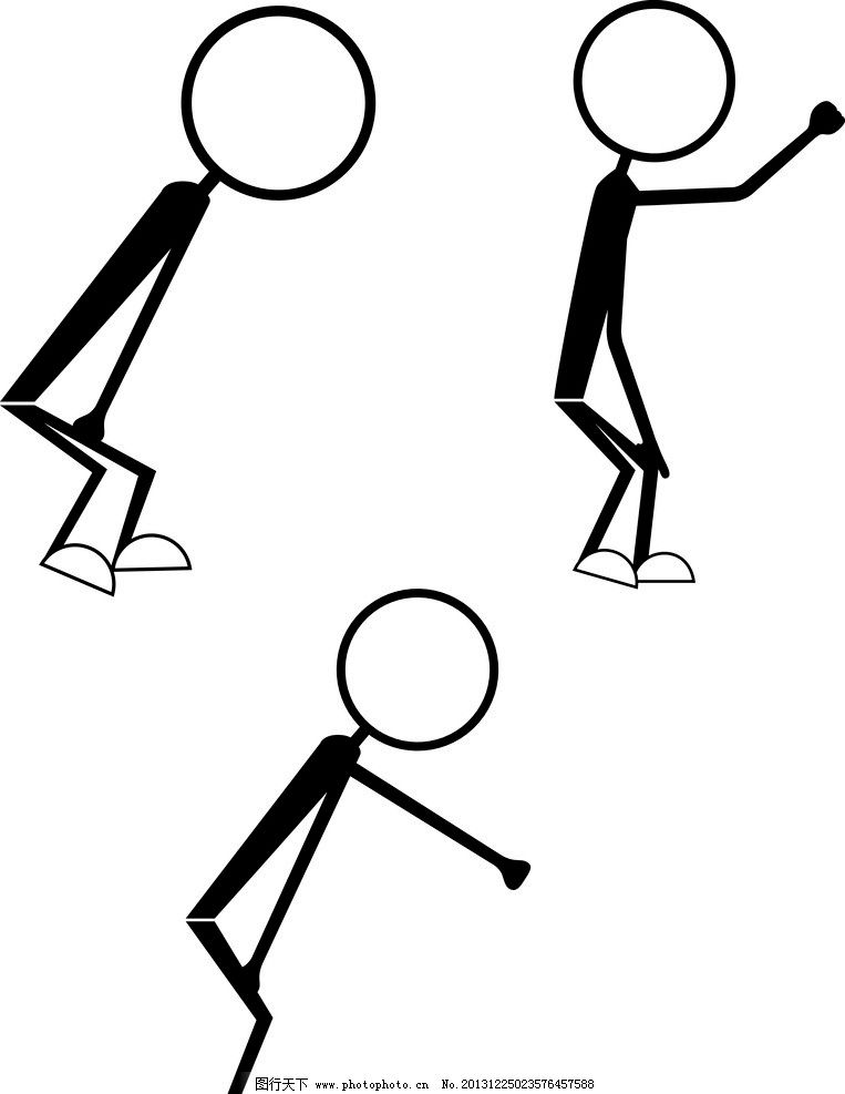 人物动作 姿势 矢量素材 矢量 人物矢量素材 矢量人物 eps 儿童幼儿