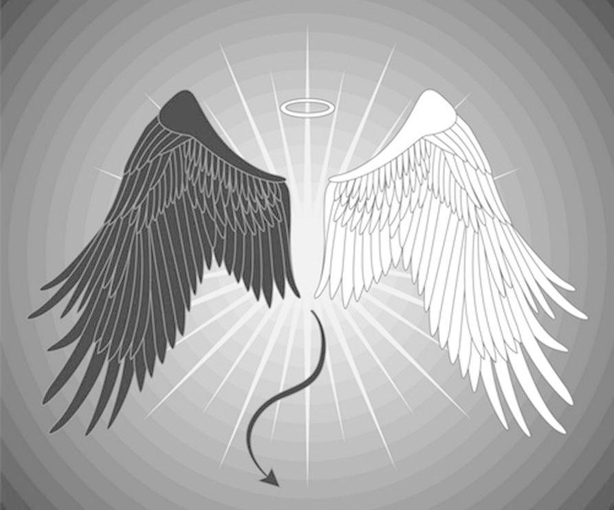 eps 翅膀 翅膀矢量 翅膀矢量素材 恶魔翅膀 广告设计 基督教 卡通设计