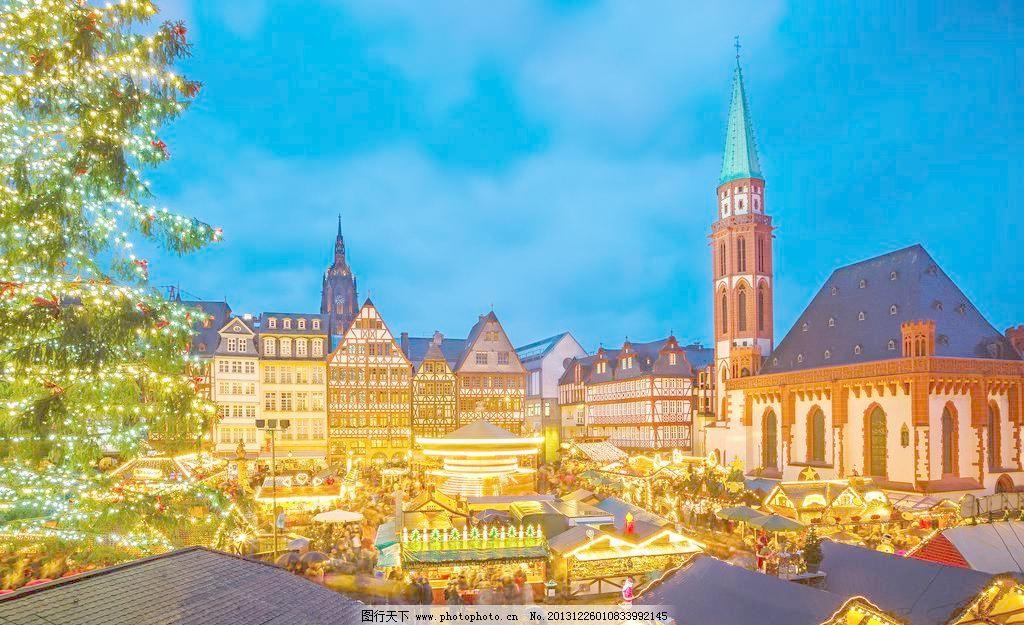 都市 城市夜景图片素材下载 城市夜景 夜景 城市 都市 城市建筑 欧式